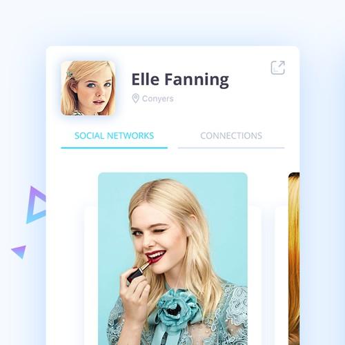 Concept for Social App