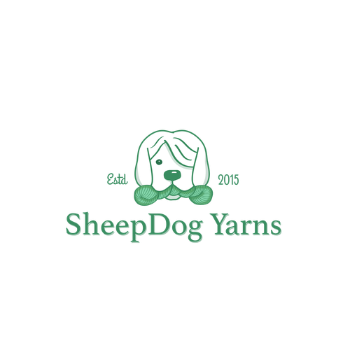 SheepDog Yarns logo