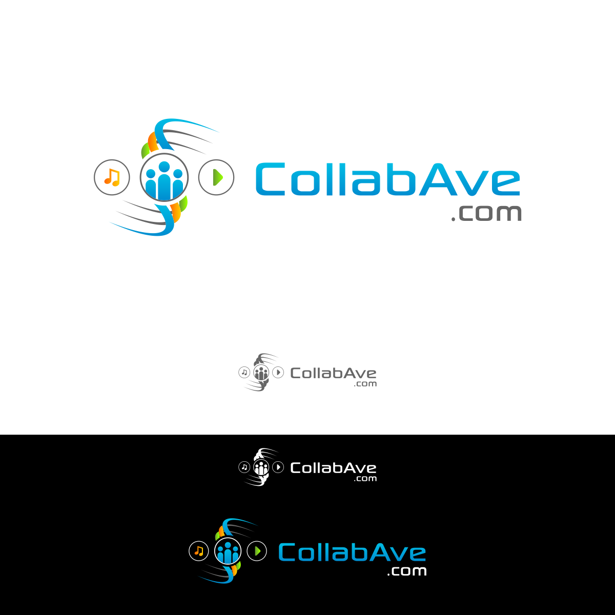 logo for CollabAve.com