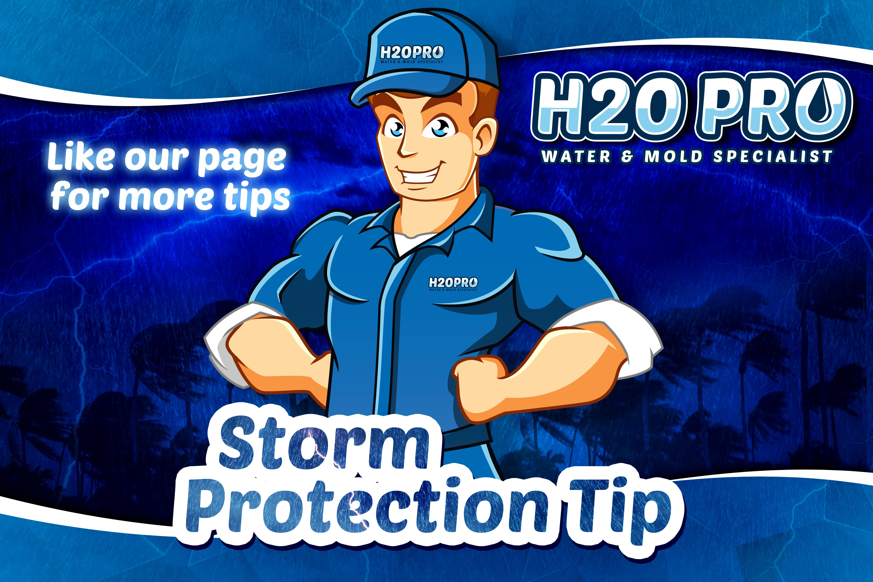 Storm Protection Tip