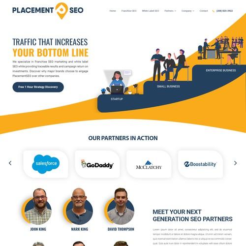 Digital Marketing Company Web Design