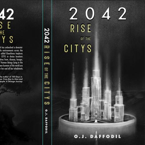 Retro Sci Fi novel cover