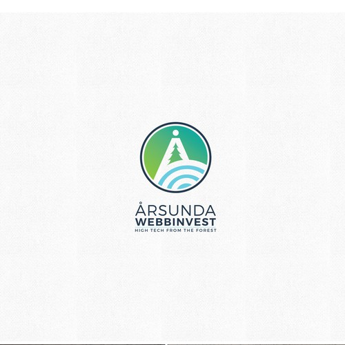 Awesome logo for Arsunda Webbinvest Company!