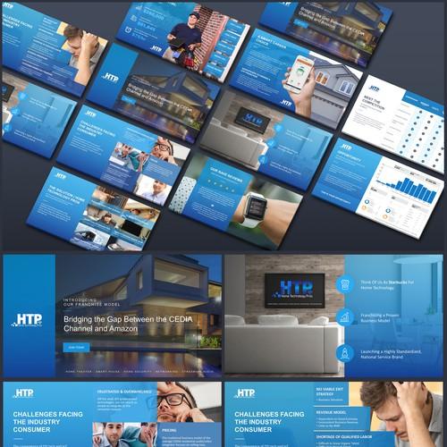 Presentation Design for HTP