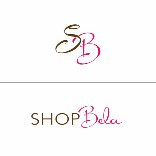 Create the next logo for ShopBela