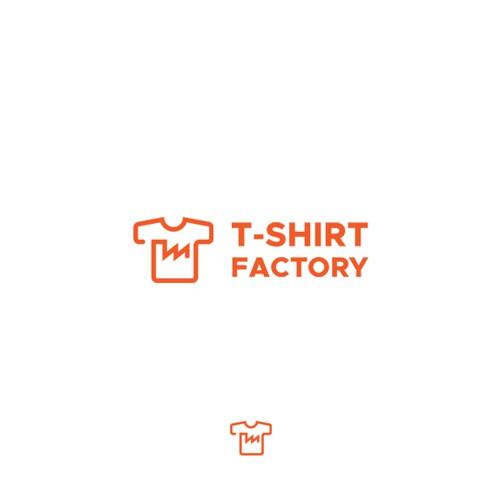 T-shirt Factory logo