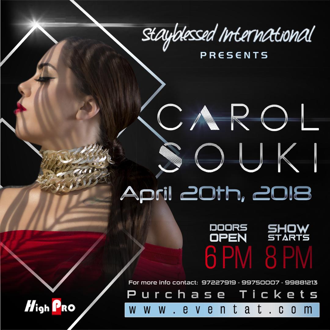 Carol Souki Flyer