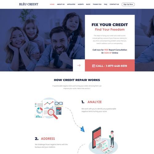 Bleu Credit