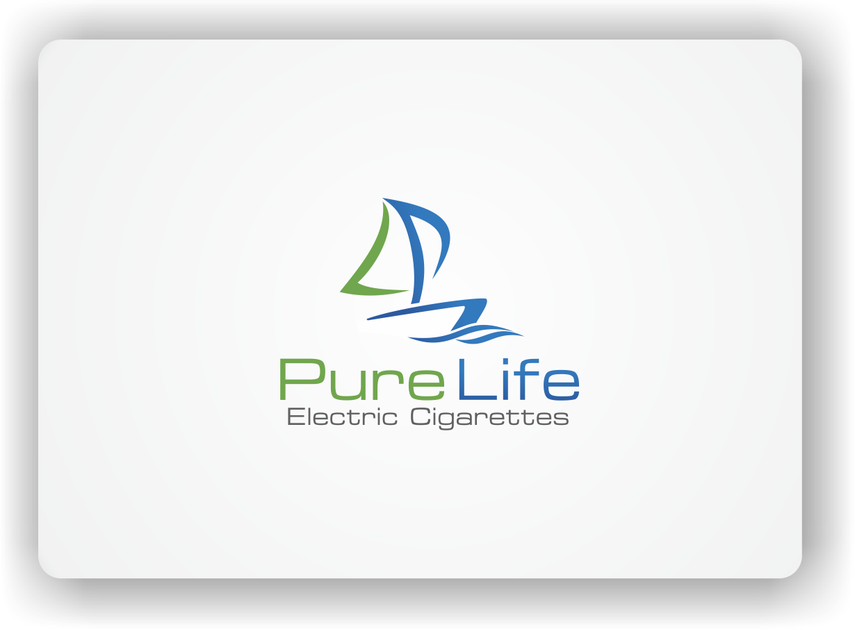 Create the next logo for Pure Life Electric Cigarettes