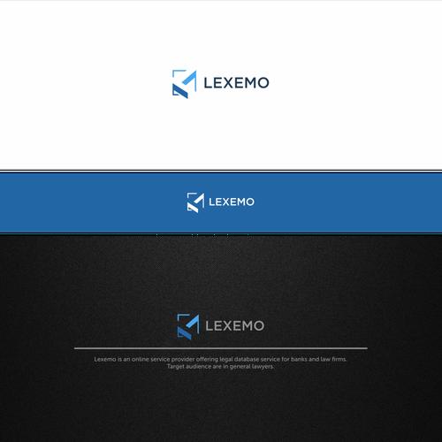 sleek logo for Lexemo