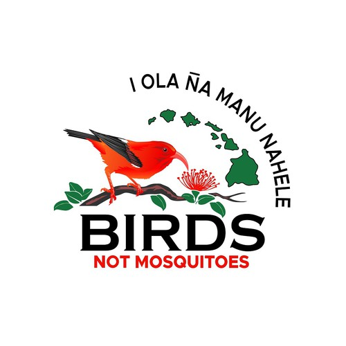 Birds Not Mosquitoes