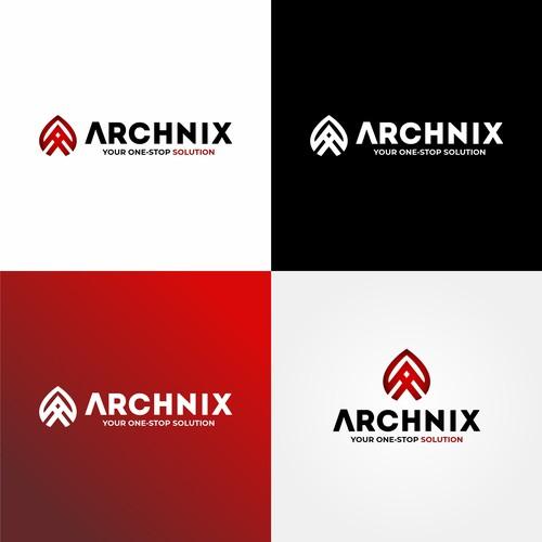 Archnix Concept Logo
