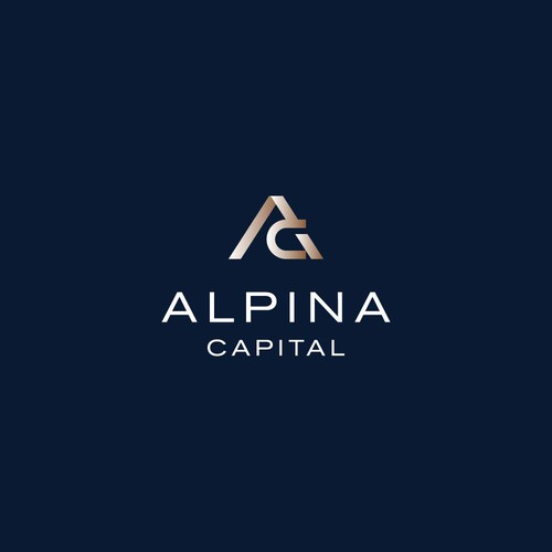 Logo Design for Alpina Capital