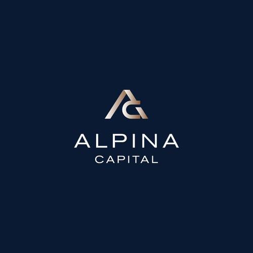 Logo Design for Alpina Capital