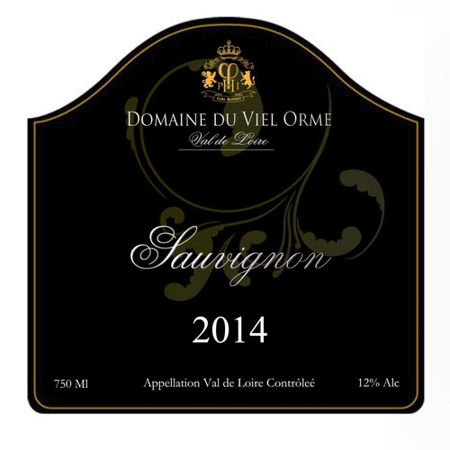Help Domaine du Vieil Orme to Create a new label