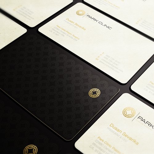 Brand Identity for Park Clinic
