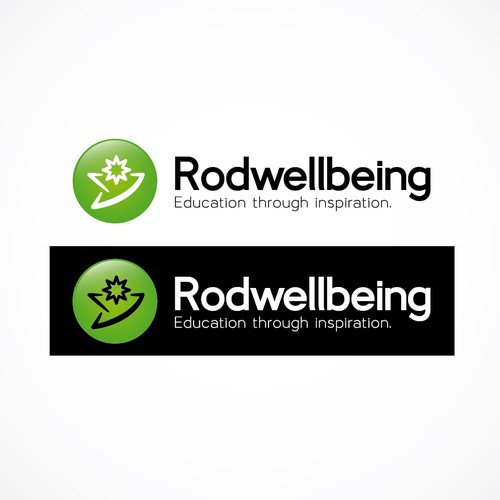 Dreams of escaping the rat race? Design an inspiring, fresh and dynamic logo for RODWELLBEING
