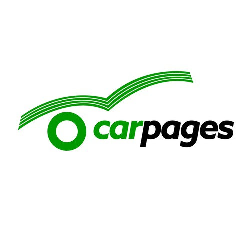 Logo for a car listings site.