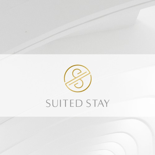 Suited Stay logo concept!