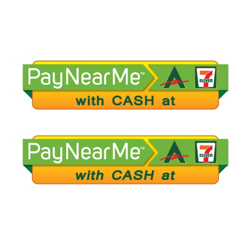 Create the next icon or button design for PayNearMe