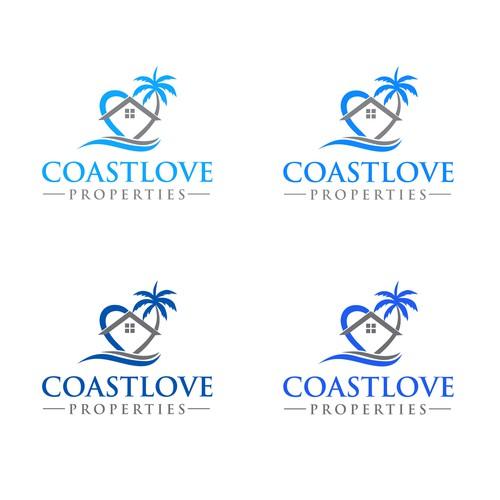 Coast Love properties on the ocean