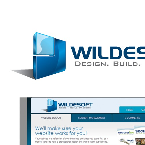 New logo wanted for Wildesoft.net
