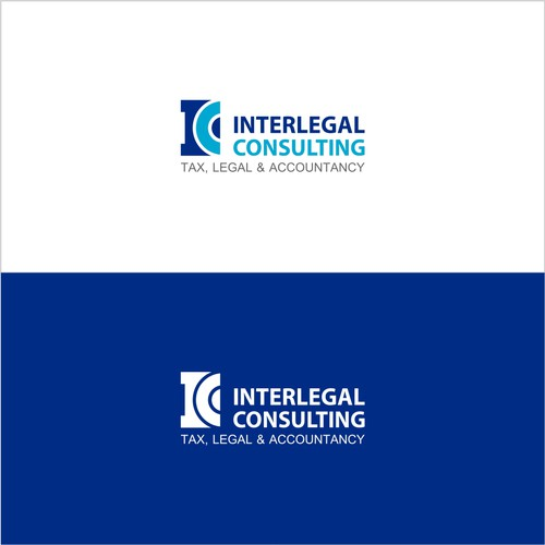creative logo for accounting & financial firm