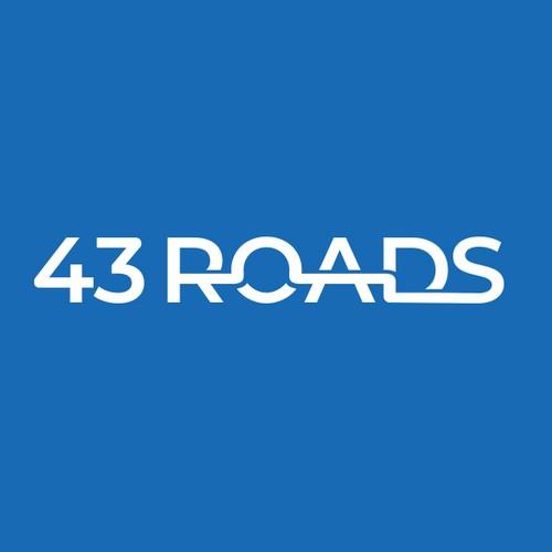 43 roads Logo