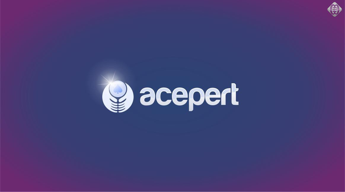 Create the next logo for acepert