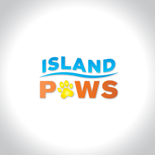 Island pet Resort Logo