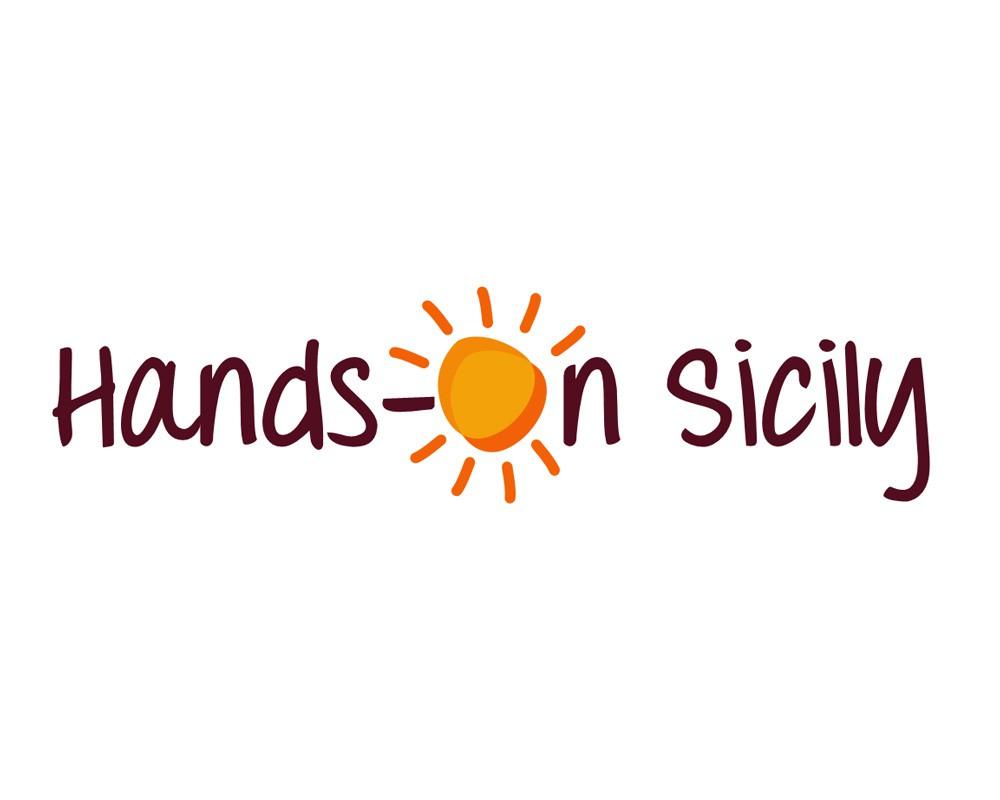 New logo for Hands-On Sicily
