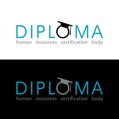 DIPLOMA - Logo for new company