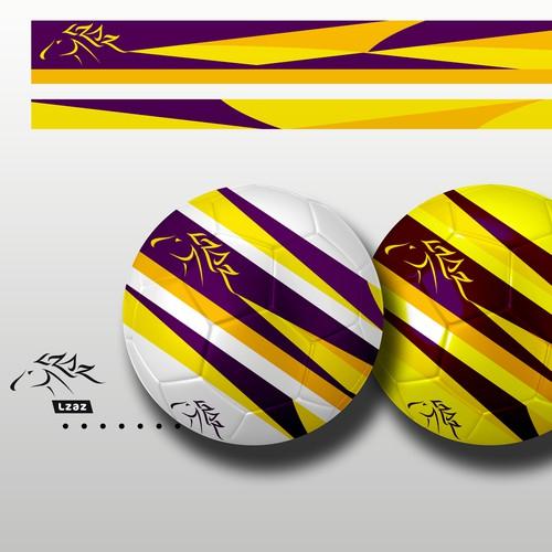 Ball design for Lzaz