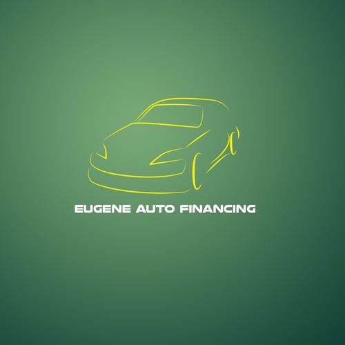 Used car dealership logo