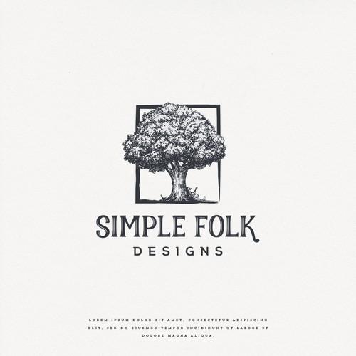 Simple Folk Designs