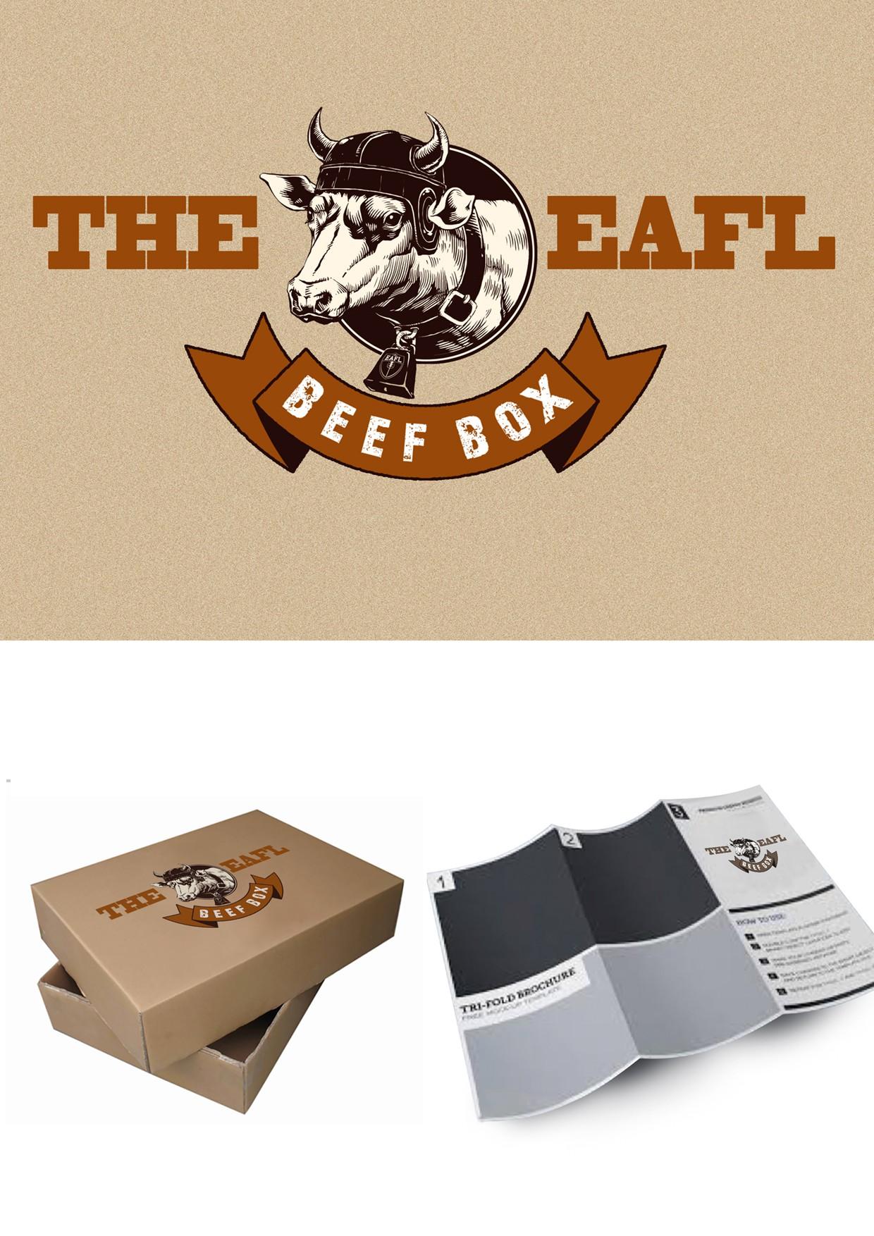 BEEF BOX Fundraiser Illustration / Image