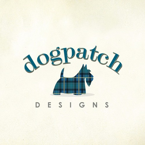 Create the next logo for Dogpatch Designs