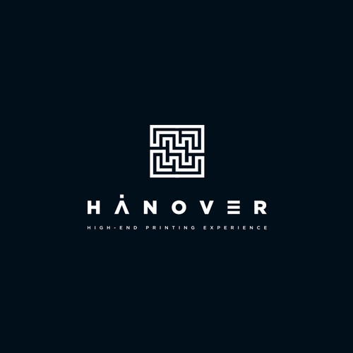 H monogram logo