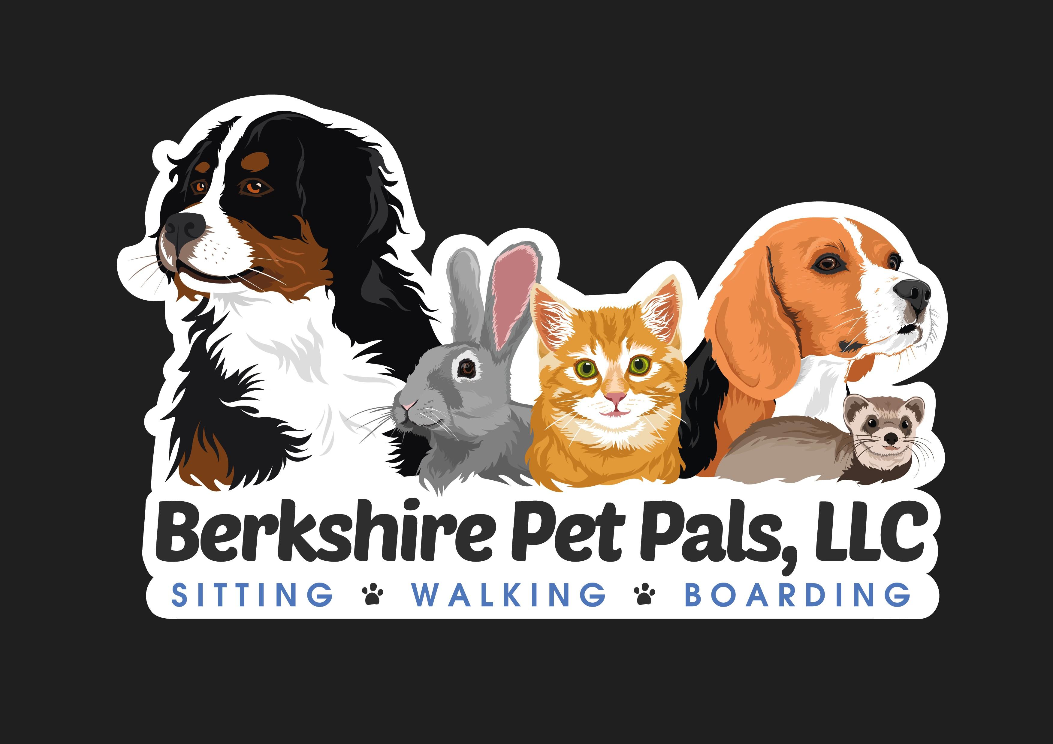Updated logo needed for Berkshire Pet Pals, LLC!