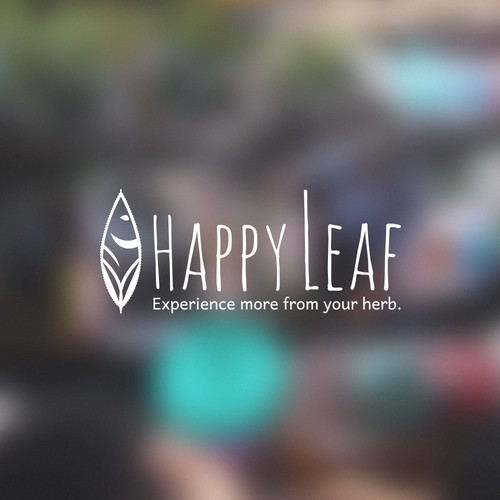 a creative and outstanding logo for a cannabis product