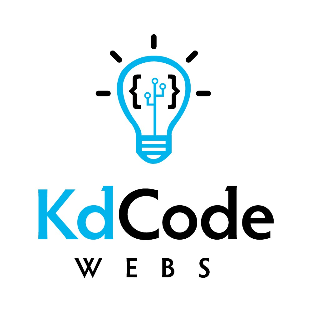 Kdcodewebs needs a powerful need logo to attract clients to the web and coding world: Lets bring coding to SCHOOLS & TEA