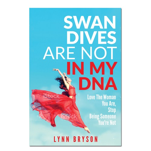 Swan Dives needs a powerful book cover