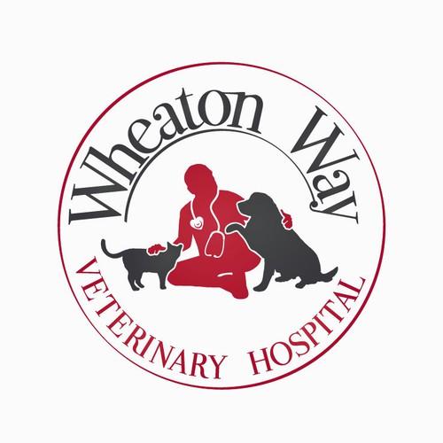 Wheaton Way Veterinary Hospital needs a new logo