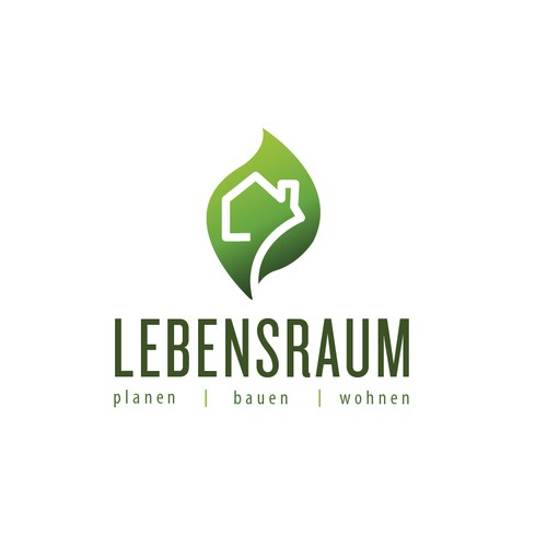 Creates a simple, catchy and unique logo / CD for our property development company.