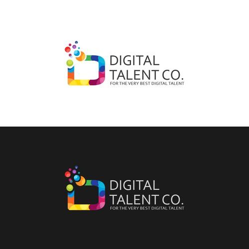 Logo for Digital Talent