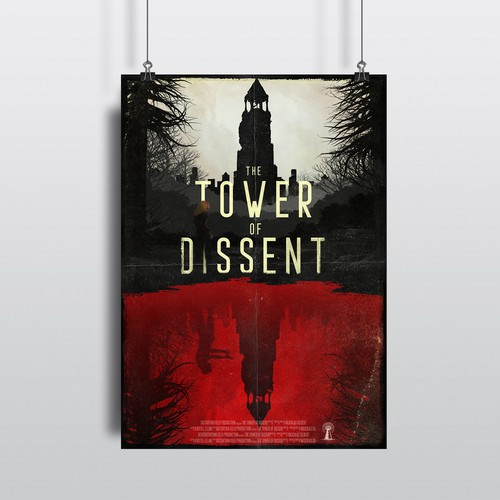 The Tower of Dissent Film Poster