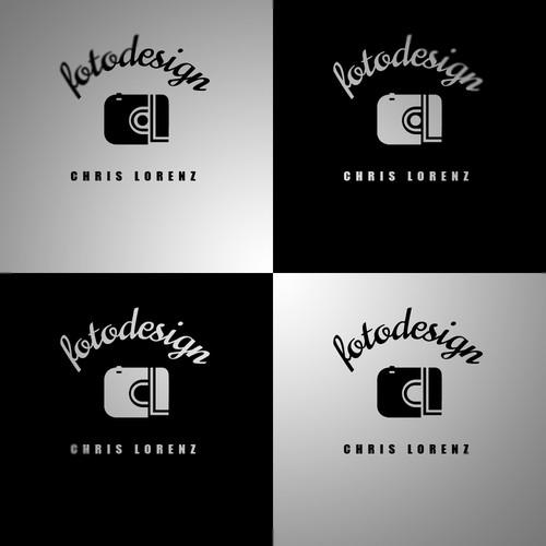 Logo concept for photography studio