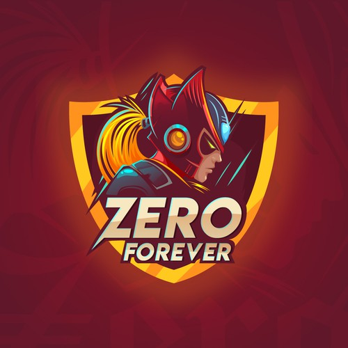 Zero (Megaman) Twitch Logo Design Contest