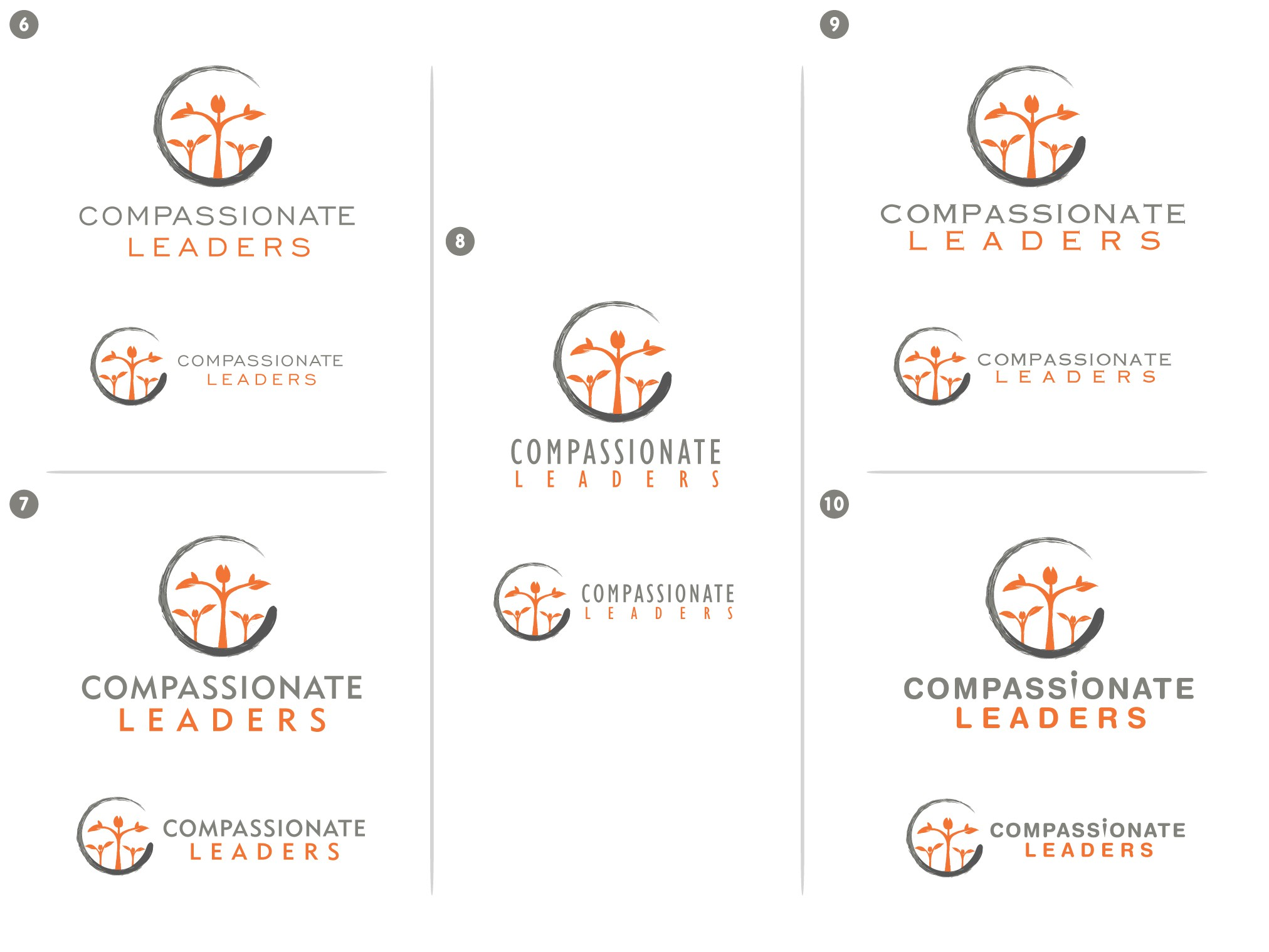 Create an inspiring logo for an education startup empowering 13-18 year old leaders