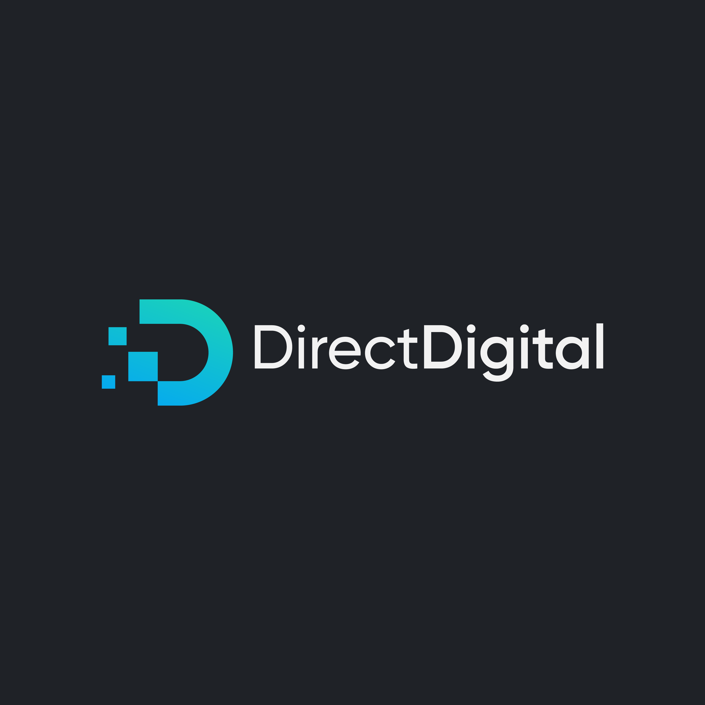 Professional and bold tech logo for new precision ad targeting agency